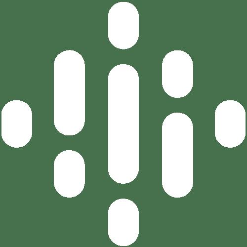 Google Logo White PodCast