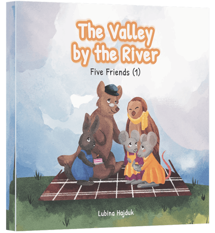 Children's Book - The Valley by the River