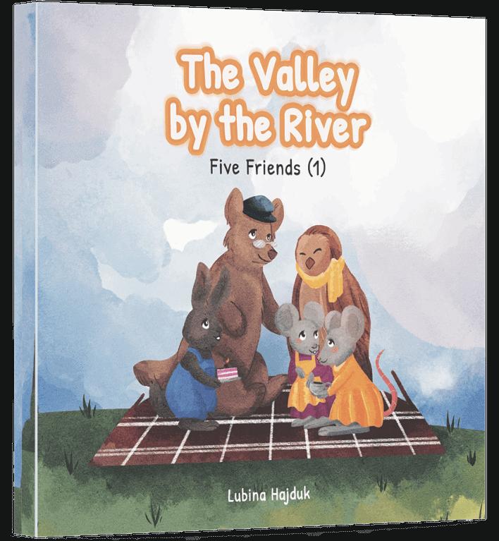 Kinderbuch - Das Tal am Fluss