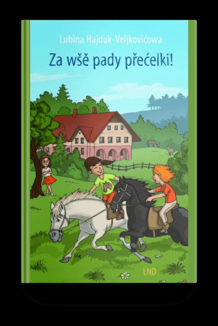 Kinderbuch - Pferdebuch