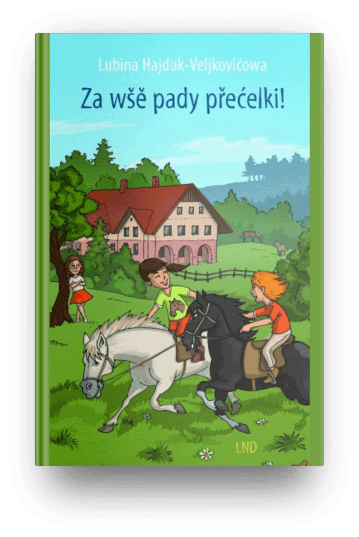 Children's book - Horse book
