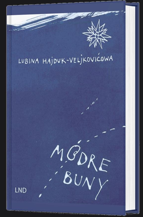 Crime novel Lubina Hajduk